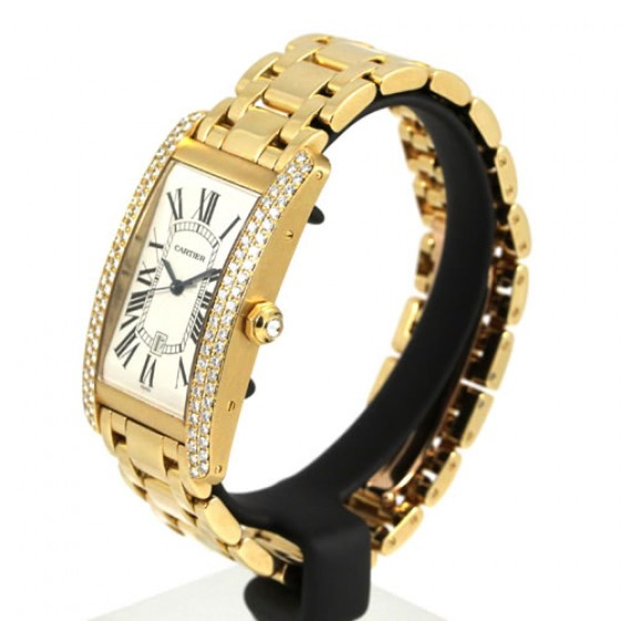 Cartier Tank American WB7012K2 image 2