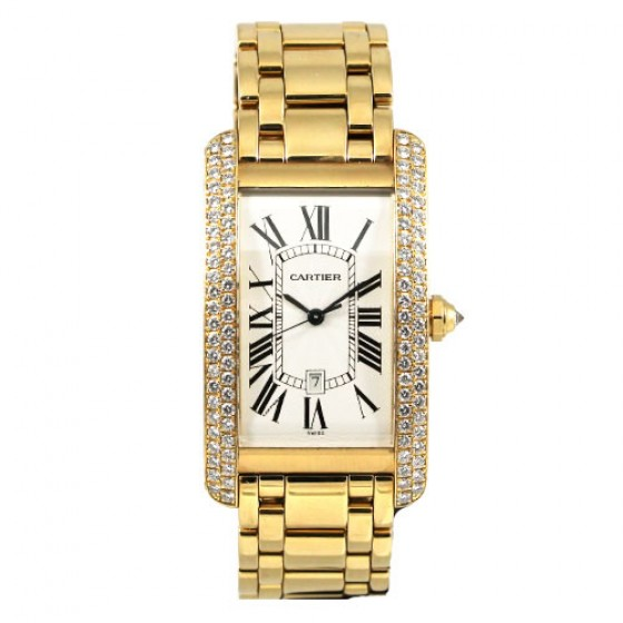 Cartier Tank American WB7012K2 image 1