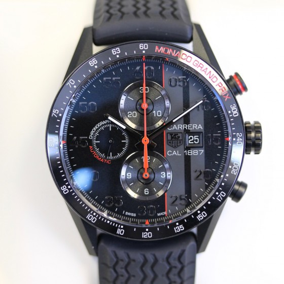TAG Heuer Carrera CAR2A83.FT6033 image 2