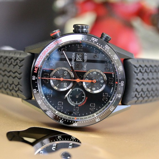 TAG Heuer Carrera CAR2A83.FT6033 image 5