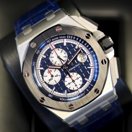 Audemars Piguet Royal Oak Offshore 26401PO.OO.A018CR.01 'Ceramic & Platinum' image 1