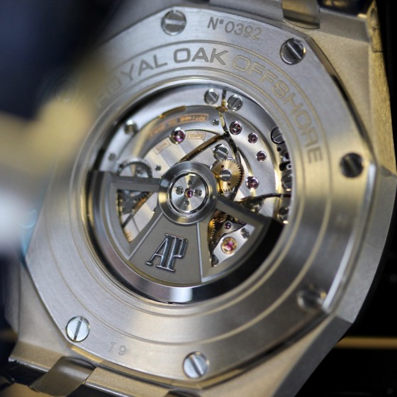Audemars Piguet Royal Oak Offshore 26401PO.OO.A018CR.01 'Ceramic & Platinum' image 4