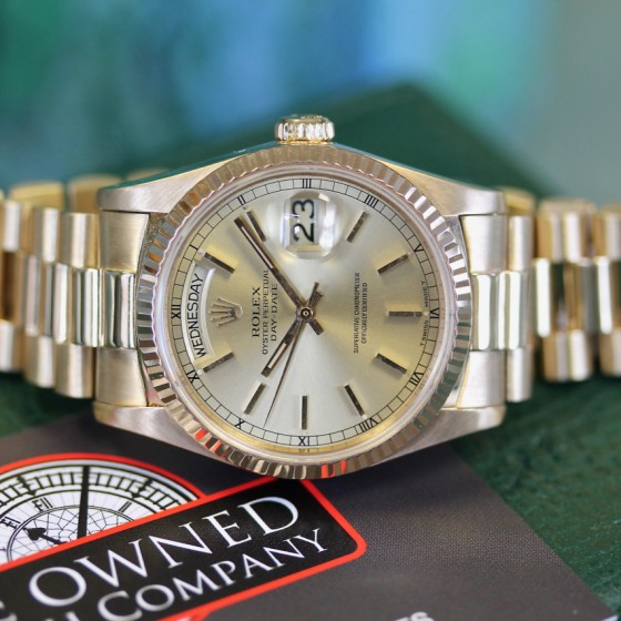 Rolex Day Date 18038 image 3