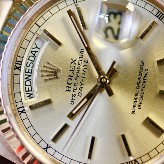 Rolex Day Date 18038 image 5