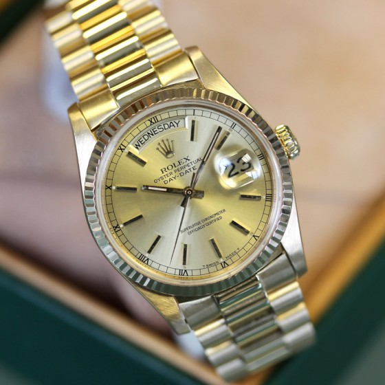Rolex Day Date 18038 image 1