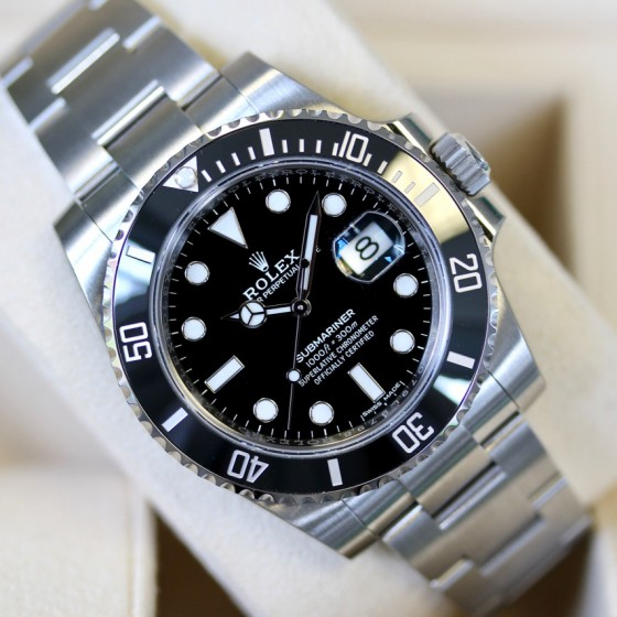 Rolex Submariner 116610LN 'Ceramic' image 1