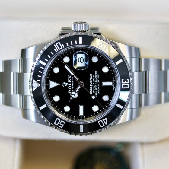 Rolex Submariner 116610LN 'Ceramic' image 2