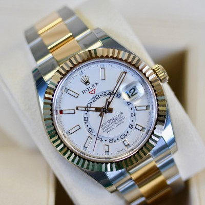 Rolex Sky Dweller 326933 'Available To Order'