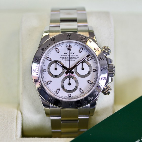 Rolex Daytona 116520 ''Investment watch'' image 2