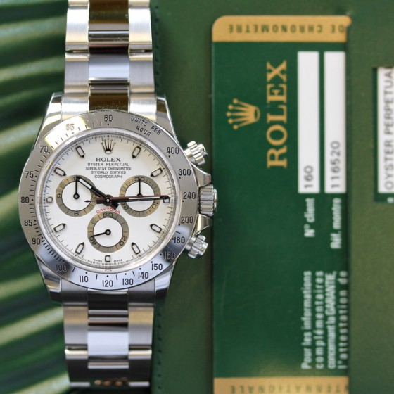 Rolex Daytona 116520 ''Investment watch'' image 4