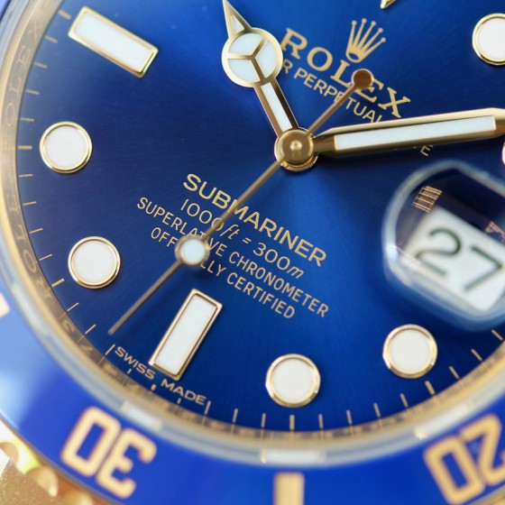 Rolex Submariner 116618LB 'Available to order' image 3