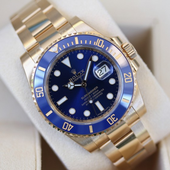 Rolex Submariner 116618LB 'Available to order' image 1