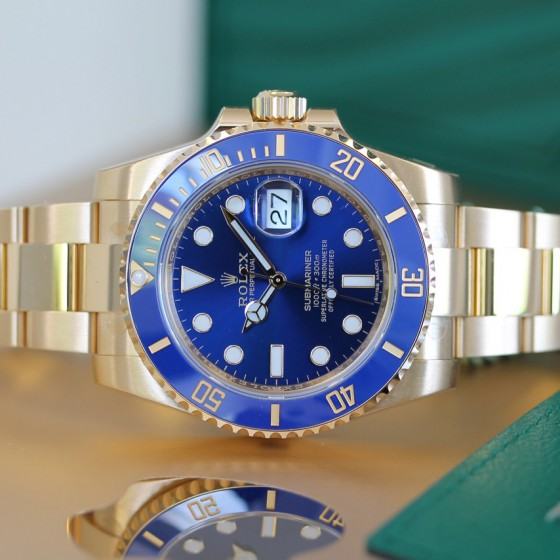 Rolex Submariner 116618LB 'Available to order' image 5