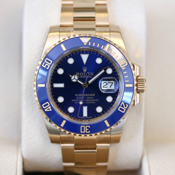 Rolex Submariner 116618LB 'Available to order' image 2