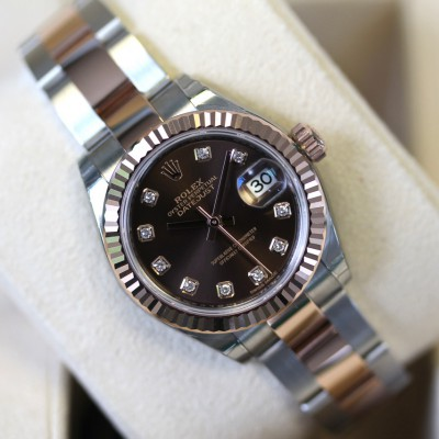 Rolex Datejust 279171 'Chocolate Diamond'