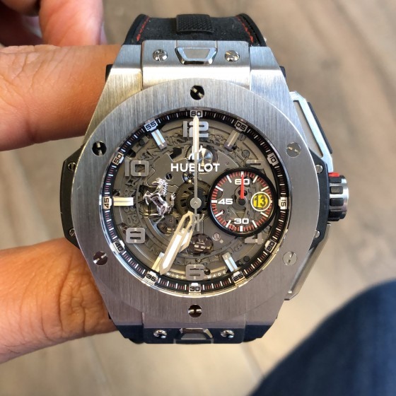 Hublot Unico Big Bang 401.NX.0123.VR ''Limited Edition' ' image 2