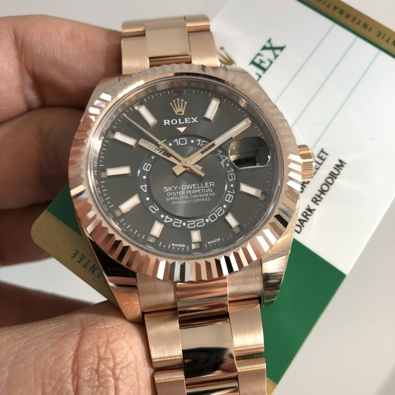 Rolex Sky Dweller 326935 ''Available to order'' image 1