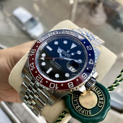 Rolex GMT Master II 126710BLRO 'Pepsi Available to order '