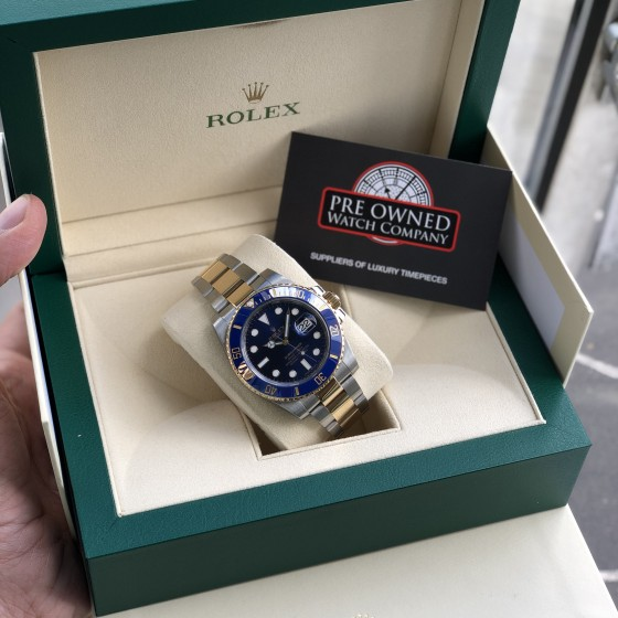 Rolex Submariner 116613LB '' Immaculate Condition '' image 2