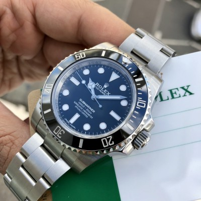 Rolex Submariner 114060 '' Modern Bond ''