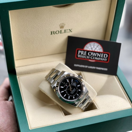 Rolex Sky Dweller 326934 'Available to order' image 3