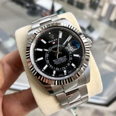Rolex Sky Dweller 326934 '2017 with Stickers'