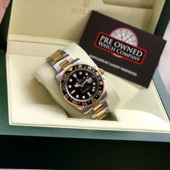 Rolex GMT Master II 116713LN 'Excellent condition ' image 3