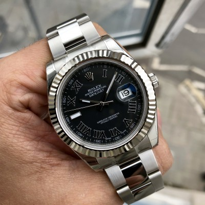 Rolex Datejust II 116334 'With Factory Stickers'