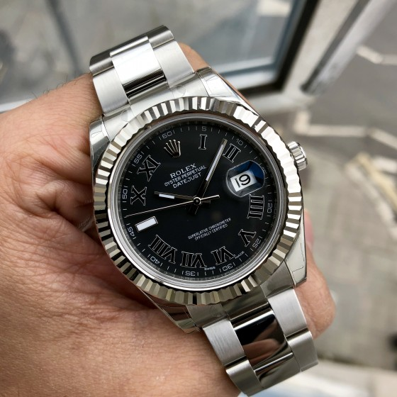 Rolex Datejust II 116334 'With Factory Stickers' image 1