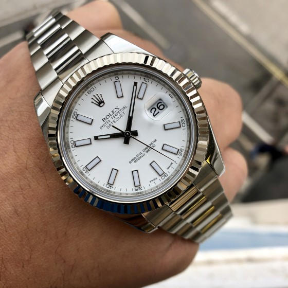 Rolex Datejust II 116334 'Box & Papers' image 3