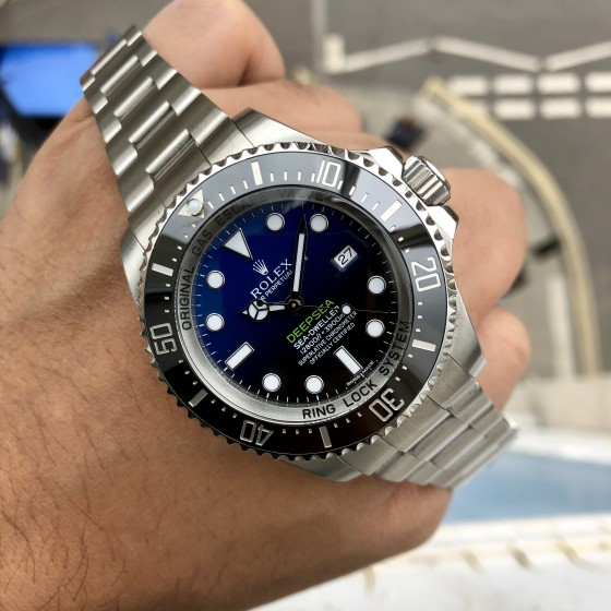 Rolex Sea Dweller DEEPSEA 116660 'James Cameron' image 1