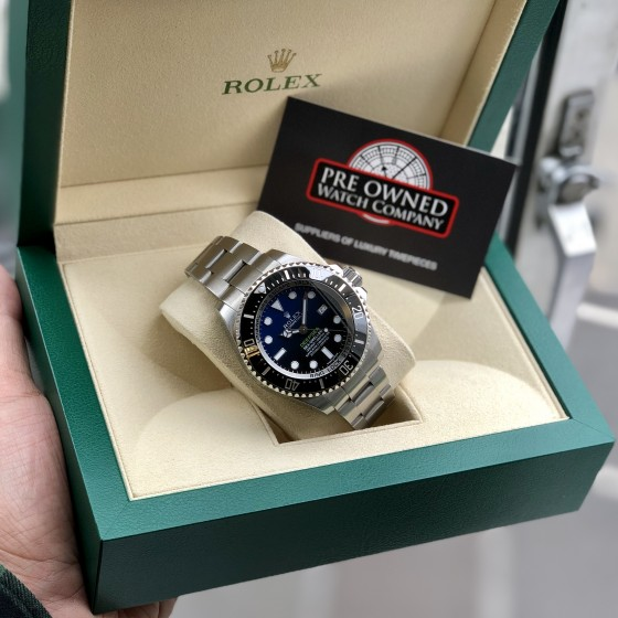 Rolex Sea Dweller DEEPSEA 116660 'James Cameron' image 2