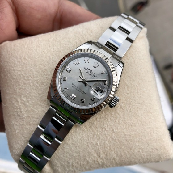 Rolex Datejust 179174 'Mother Of Pearl & Diamond ' image 3