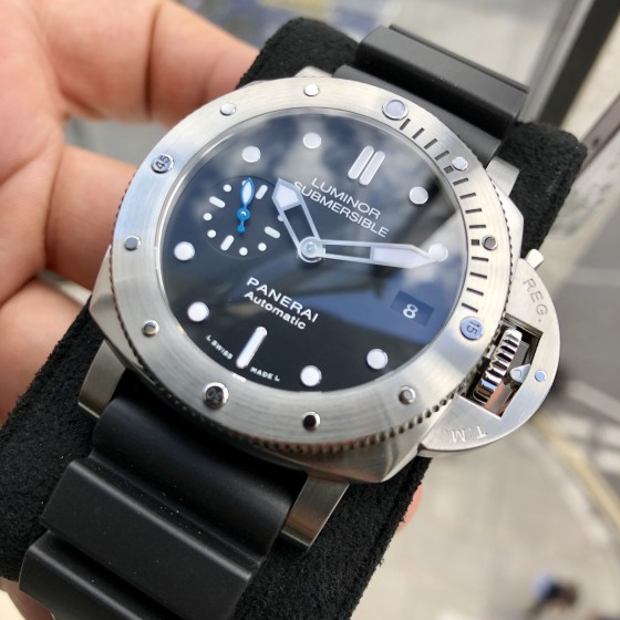 Panerai Luminor Submersible PAM00682 'Available to order ' image 2