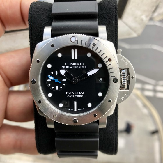 Panerai Luminor Submersible PAM00682 'Available to order ' image 3
