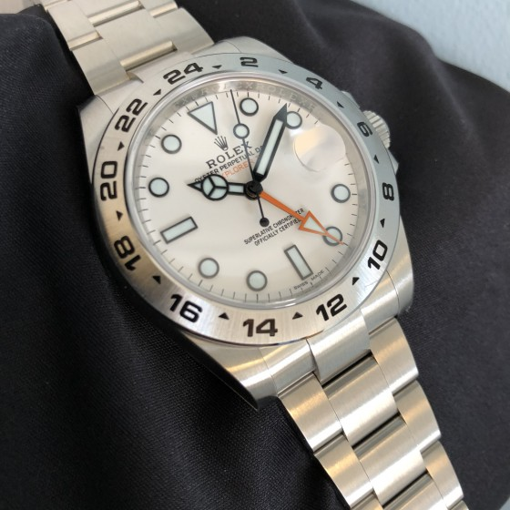 Rolex Explorer II 216570 'Available to order' image 3