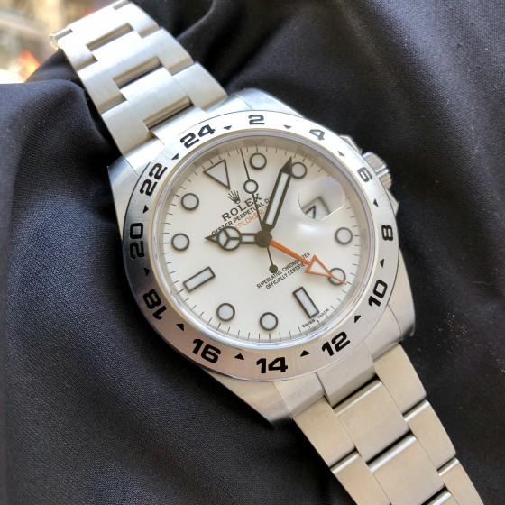 Rolex Explorer II 216570 'Available to order' image 5