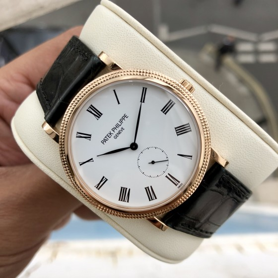 Patek Philippe Calatrava 5119R 'Immaculate condition ' image 4