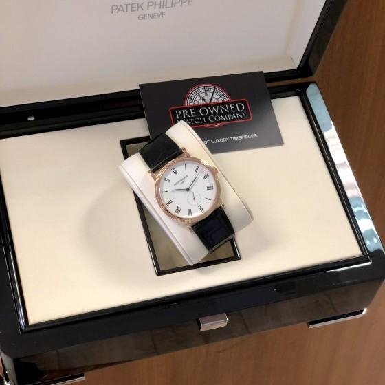 Patek Philippe Calatrava 5119R 'Immaculate condition ' image 3
