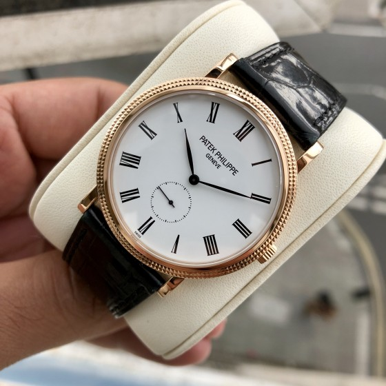 Patek Philippe Calatrava 5119R 'Immaculate condition ' image 2