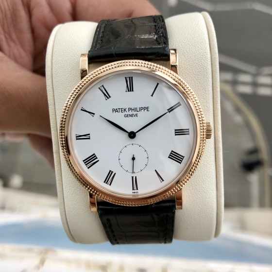 Patek Philippe Calatrava 5119R 'Immaculate condition ' image 1