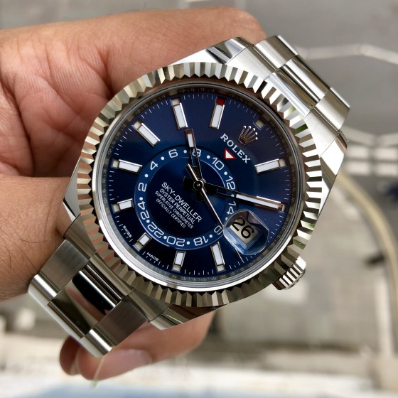 Rolex Sky Dweller 326934 'No Waiting List' image 3