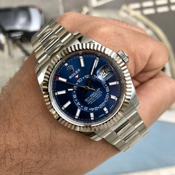 Rolex Sky Dweller 326934 'No Waiting List' image 4