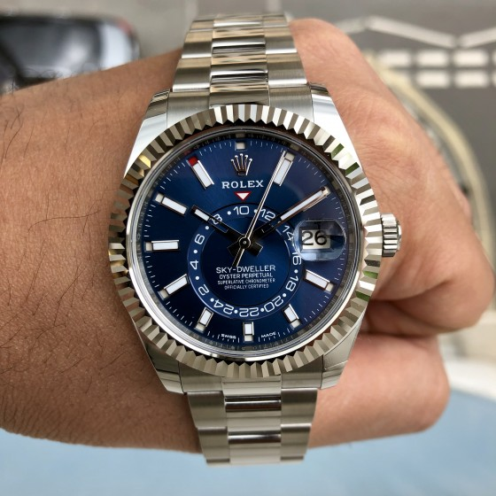 Rolex Sky Dweller 326934 'No Waiting List' image 5