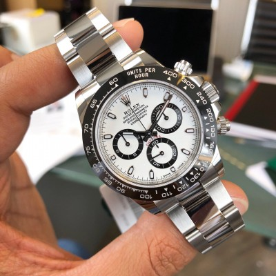 Rolex Daytona 116500LN 'No Waiting List'