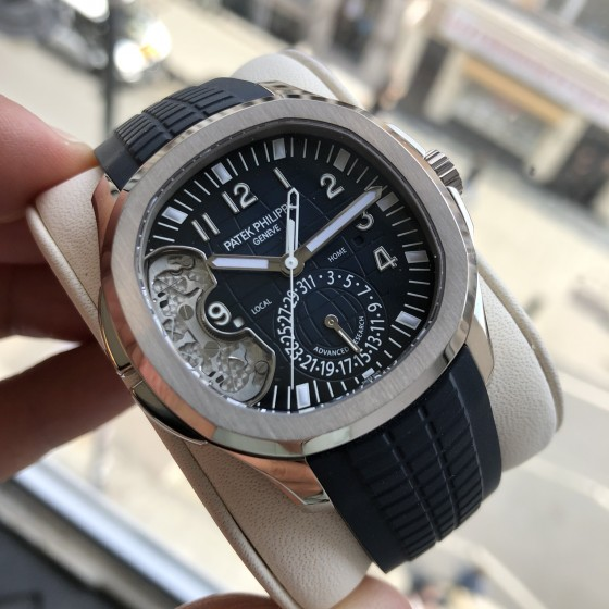 Patek Philippe Aquanaut  5650G 'Advanced Research' image 1