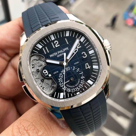 Patek Philippe Aquanaut  5650G 'Advanced Research' image 3