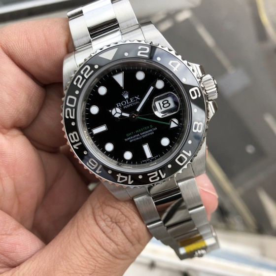 Rolex GMT Master II 116710LN 'Early Edition ' image 2
